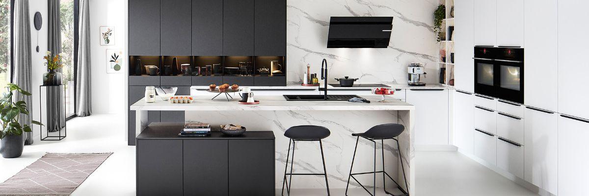 Nobilia Küchen - Informationen zur Marke - Elektrogeräte im Raum ...